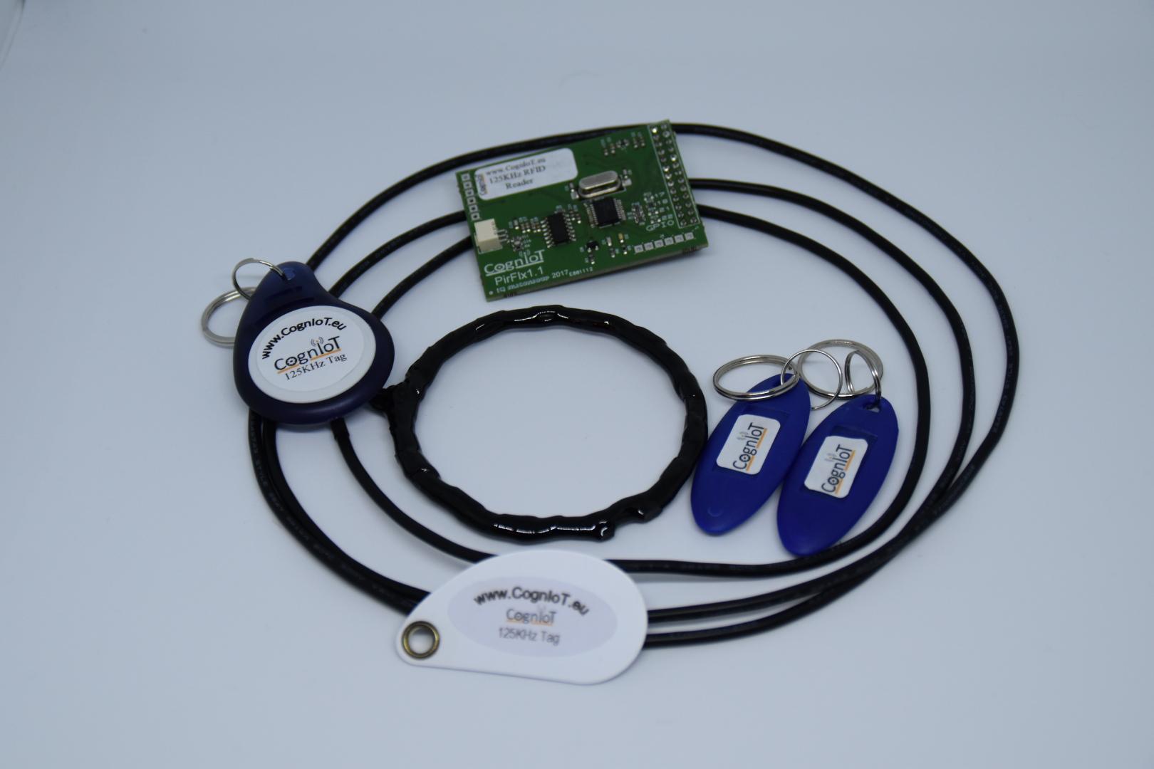RFID Reader Kit (125KHz) for Raspberry Pi …